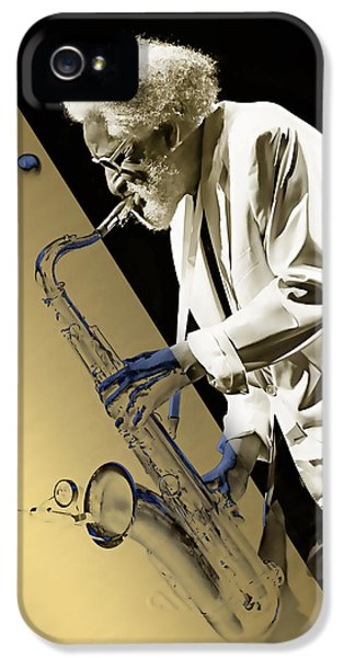 Sonny Rollins Collection IPhone 5s Case