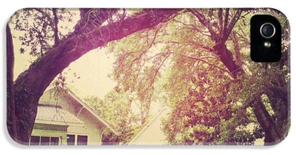 House iPhone 5s Case - Southern Home #house  #coastalbeauty by Joan McCool