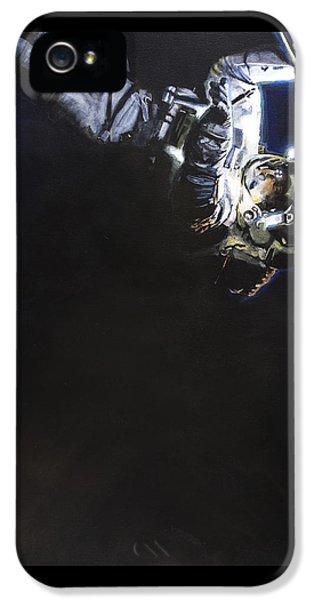 Spacewalk 1  IPhone 5s Case by Simon Kregar