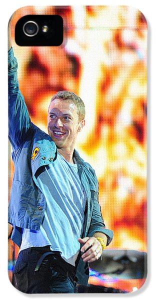 Coldplay4 IPhone 5s Case by Rafa Rivas