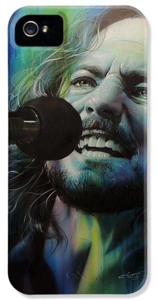 Spectrum Of Vedder IPhone 5s Case