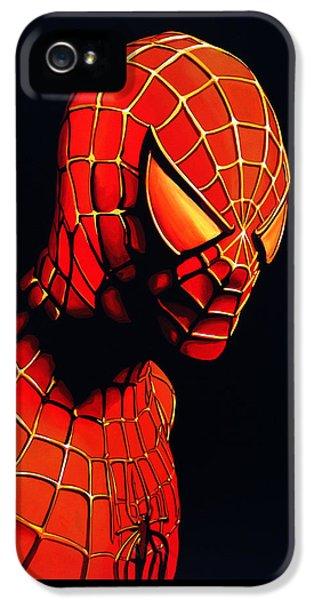 Spiderman IPhone 5s Case