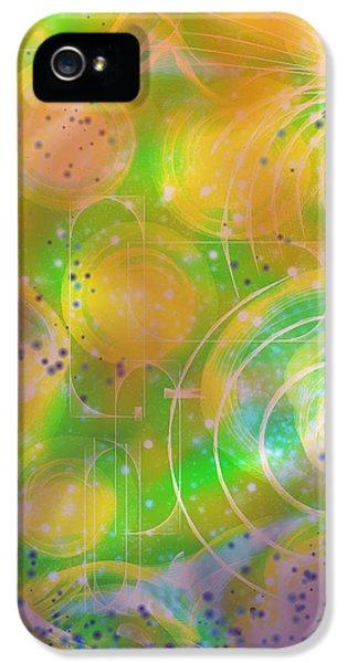 iPhone 5s Case - Spirit Of Nature I I I by Orphelia Aristal
