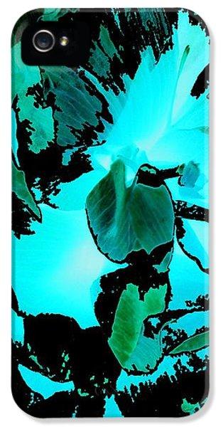 iPhone 5s Case - Splash by Orphelia Aristal