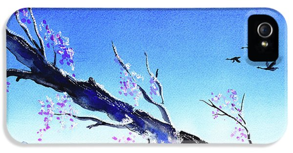 Spring In The Mountains IPhone 5s Case by Irina Sztukowski