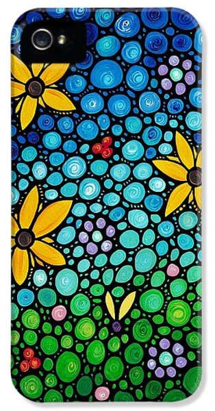 Floral iPhone 5s Case - Spring Maidens by Sharon Cummings