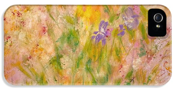 Spring Meadow IPhone 5s Case