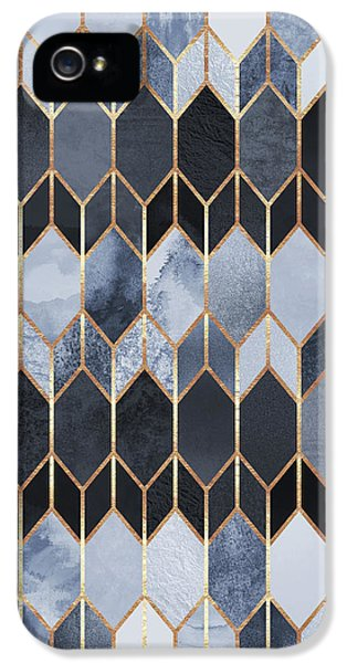 Stained Glass 4 IPhone 5s Case by Elisabeth Fredriksson