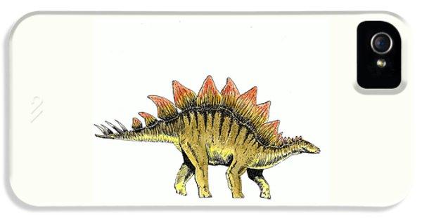 Stegosaurus IPhone 5s Case