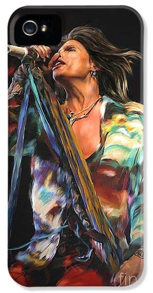 Steven Tyler 01 IPhone 5s Case
