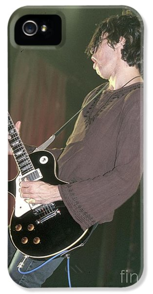 Stone Temple Pilots iPhone 5s Case - Stone Temple Pilots Dean Deleo by Concert Photos