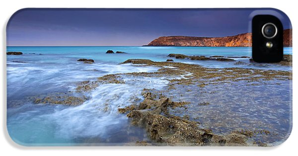 Storm Light IPhone 5s Case by Mike  Dawson