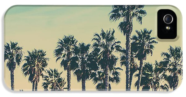 Santa Monica iPhone 5s Case - Stroll Down Venice Beach by Az Jackson