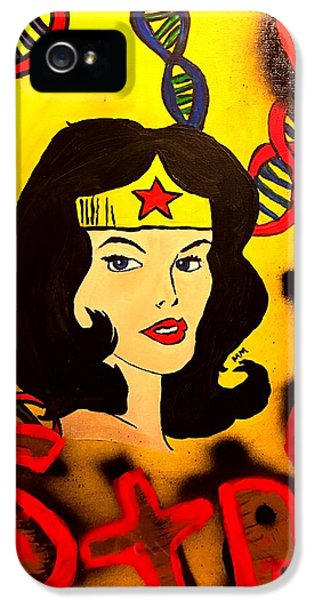 Strong Veins  IPhone 5s Case by Miriam Moran