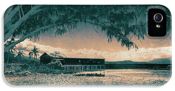 Far North Queensland iPhone 5s Case - Sugar Wharf by Mel Brackstone