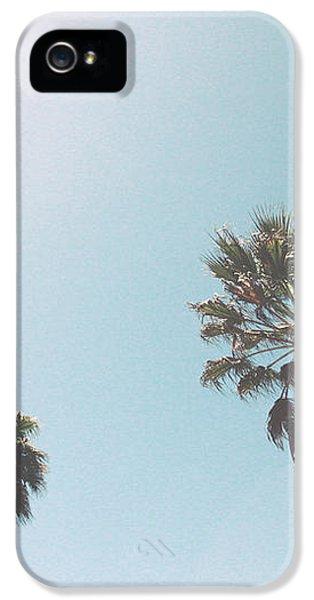 Summer Sky- By Linda Woods IPhone 5s Case by Linda Woods