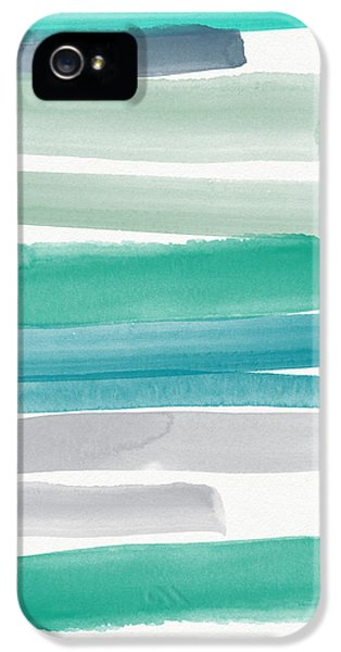 Santa Monica iPhone 5s Case - Summer Sky by Linda Woods