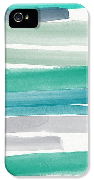Beach iPhone 5s Case - Summer Sky by Linda Woods