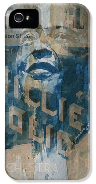 Rhythm And Blues iPhone 5s Case - Summertime by Paul Lovering