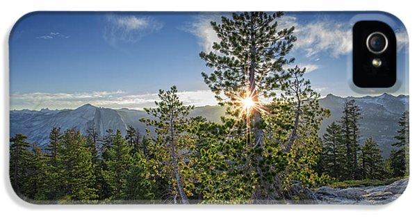 Sunrise On Sentinel Dome IPhone 5s Case