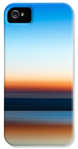 Kettles iPhone 5s Case - Sunset At Ottawa Lake by Scott Norris