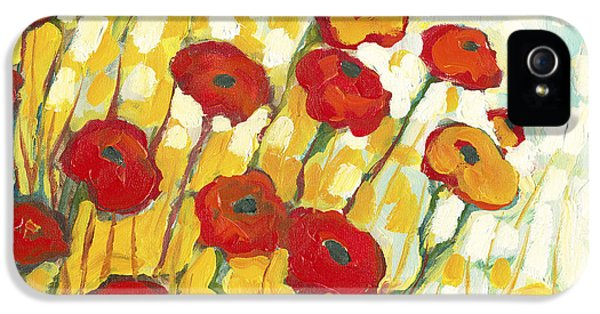Surrounded In Gold IPhone 5s Case by Jennifer Lommers