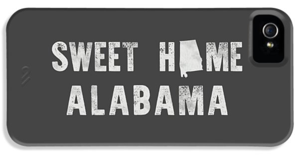 Sweet Home Alabama IPhone 5s Case by Nancy Ingersoll
