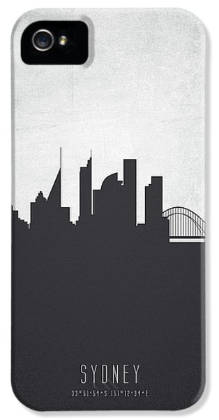 Sydney Australia Cityscape 19 IPhone 5s Case