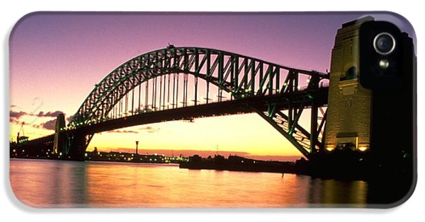 Sydney Harbour Bridge IPhone 5s Case