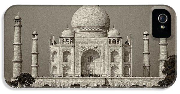 Taj Mahal IPhone 5s Case by Hitendra SINKAR