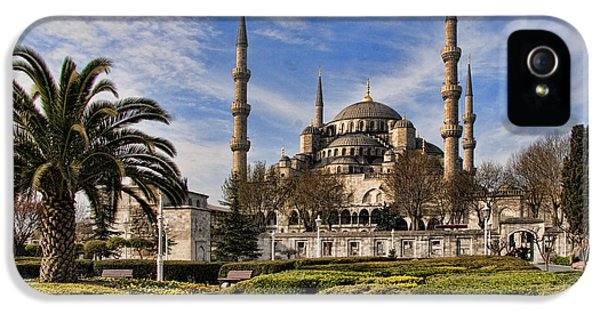 The Blue Mosque In Istanbul Turkey IPhone 5s Case