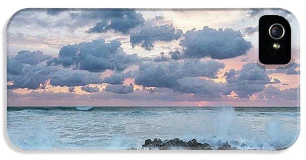 iPhone 5s Case - The Coastline In Jupiter, Florida by Jon Glaser