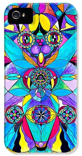 Swan iPhone 5s Case - The Cure by Teal Eye Print Store