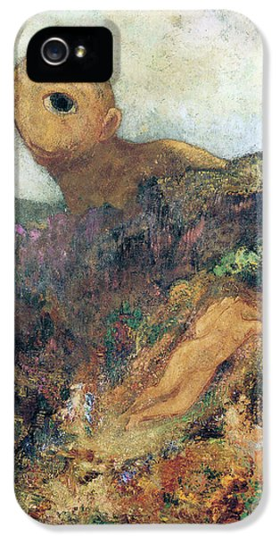 The Cyclops IPhone 5s Case by Odilon Redon