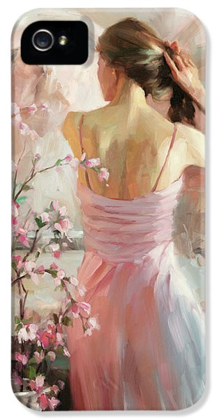 Nostalgia iPhone 5s Case - The Evening Ahead by Steve Henderson