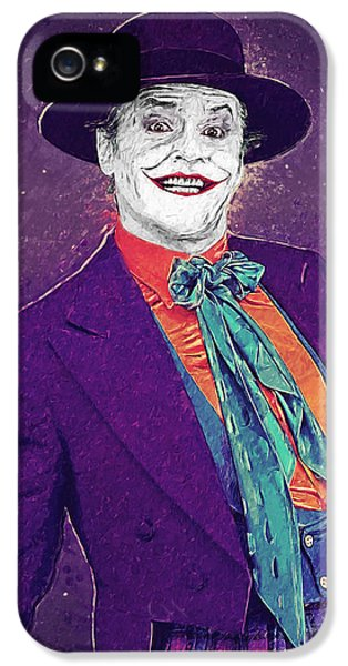 The Joker IPhone 5s Case
