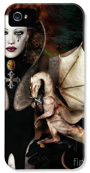 The Last Dragon IPhone 5s Case by Shanina Conway