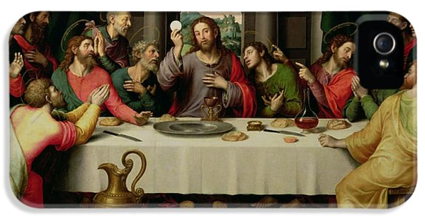 The Last Supper IPhone 5s Case by Vicente Juan Macip