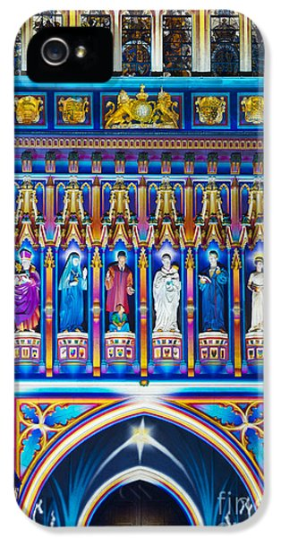 Westminster Abbey iPhone 5s Case - The Light Of The Spirit by Tim Gainey