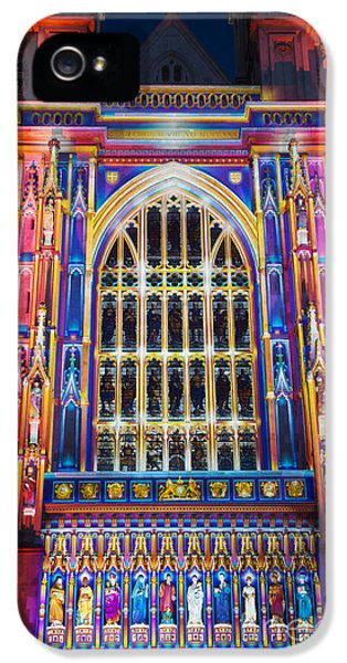 The Light Of The Spirit Westminster Abbey London IPhone 5s Case