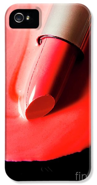 IPhone 5s Case featuring the photograph The Melting Point Of Hot Fashion by Jorgo Photography - Wall Art Gallery