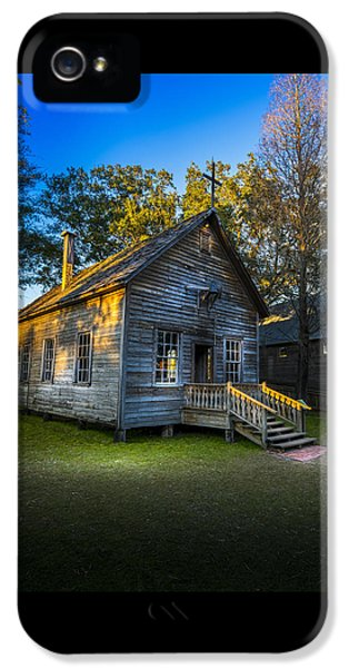 Florida State iPhone 5s Case - The Old Church by Marvin Spates