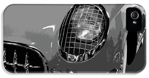 Dick Goodman iPhone 5s Case - The Original Vette by Dick Goodman