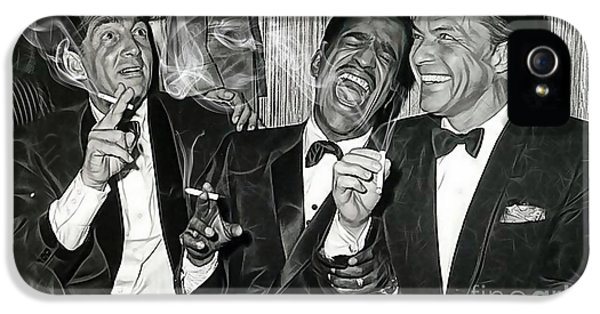 The Rat Pack Collection IPhone 5s Case