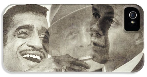 Frank Sinatra iPhone 5s Case - The Rat Pack by Paul Lovering