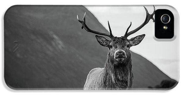 The Stag.  IPhone 5s Case