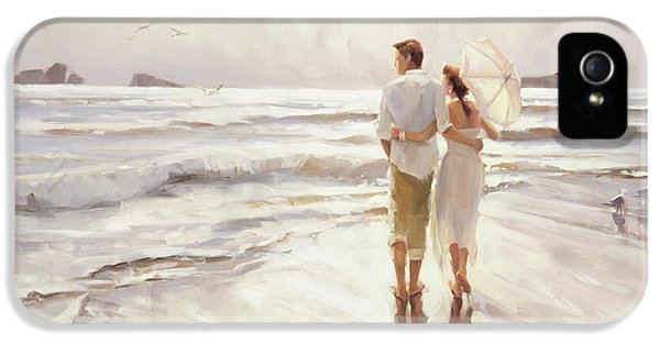 Seagull iPhone 5s Case - The Way That It Should Be by Steve Henderson