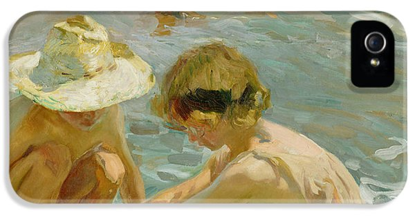 The Wounded Foot IPhone 5s Case by Joaquin Sorolla y Bastida