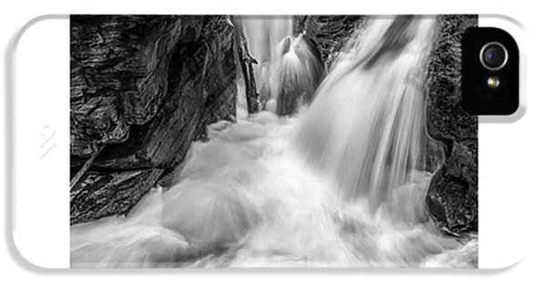 iPhone 5s Case - This Image Was Taken In Glacier by Jon Glaser