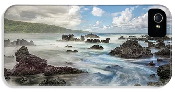 iPhone 5s Case - This Photograph Was Captured On The by Jon Glaser